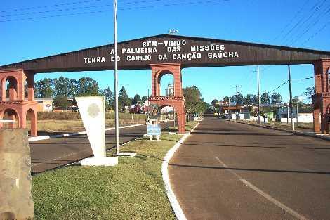 Palmeira das Missões Rio Grande do Sul fonte: www.radioaltouruguai.com.br